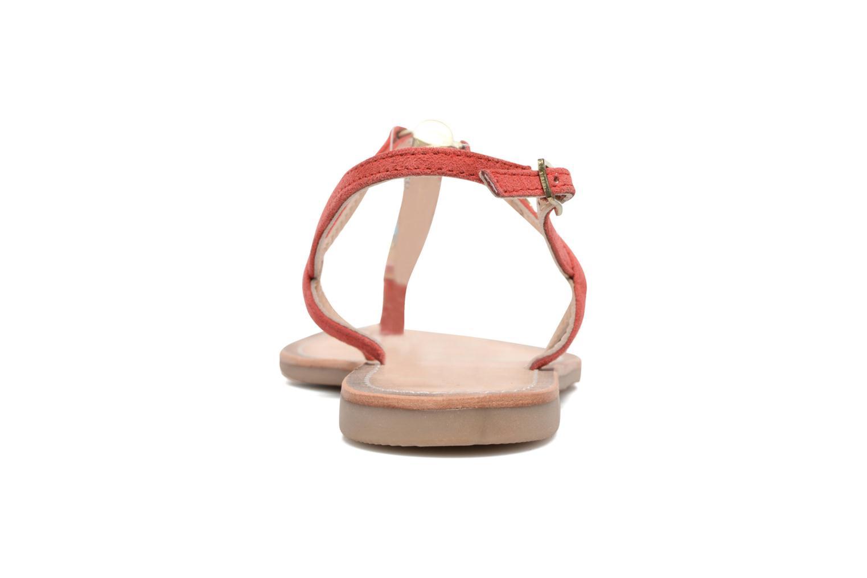 Sandaler Les Tropéziennes par M Belarbi Odelia Rød Se fra højre