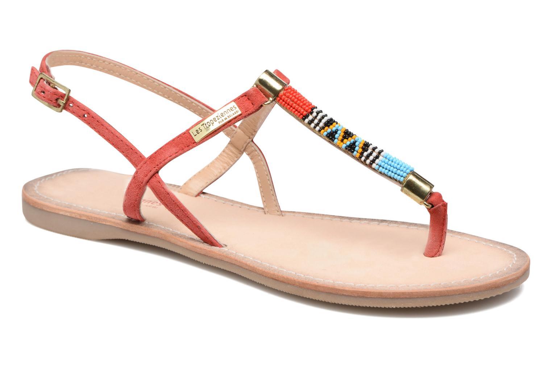 Sandali e scarpe aperte Les Tropéziennes par M Belarbi Odelia Rosso vedi  dettaglio paio 0830b5ac85b