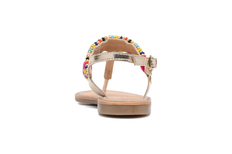 Sandalen Les Tropéziennes par M Belarbi Oct Multicolor rechts