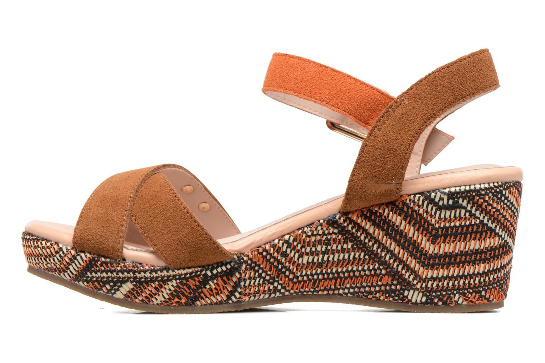 Sandali e scarpe aperte Les Tropéziennes par M Belarbi Gatiela Multicolore immagine frontale