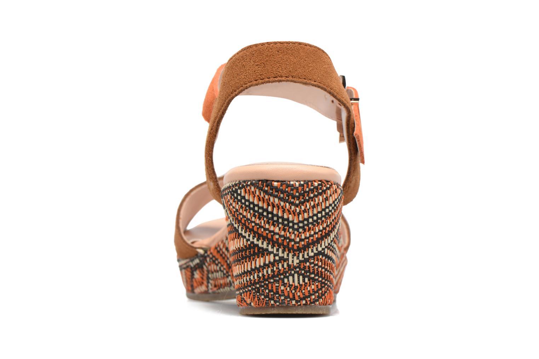 Sandali e scarpe aperte Les Tropéziennes par M Belarbi Gatiela Multicolore immagine destra