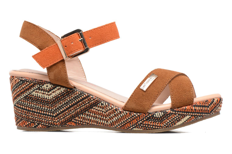 Sandalen Les Tropéziennes par M Belarbi Gatiela mehrfarbig ansicht von hinten
