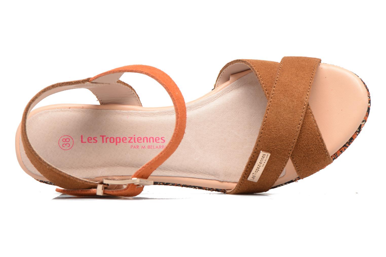 Sandalen Les Tropéziennes par M Belarbi Gatiela mehrfarbig ansicht von links