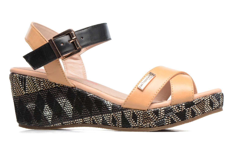 Sandali e scarpe aperte Les Tropéziennes par M Belarbi Gatiela Beige immagine posteriore