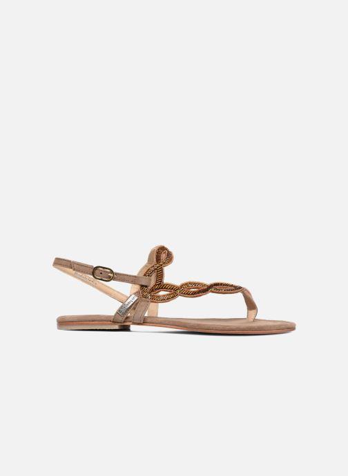 Les Tropéziennes par M Belarbi Joie Joie Joie (Marronee) - Sandali e scarpe aperte chez | Di Alta Qualità E Basso Overhead  eb5bd9