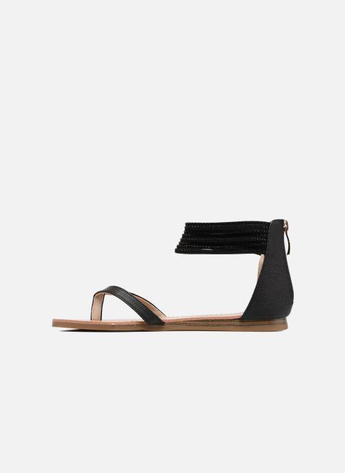 Sandali e scarpe aperte Les Tropéziennes par M Belarbi Ginkgo Nero immagine frontale
