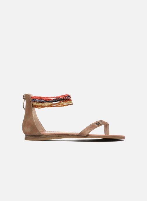 Sandalen Les Tropéziennes par M Belarbi Ginkgo braun ansicht von hinten