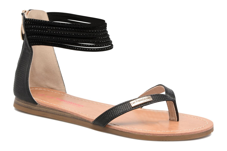 Nuevo zapatos Les Ginkgo Tropéziennes par M Belarbi Ginkgo Les (Negro) - Sandalias en Más cómodo 1cde4a