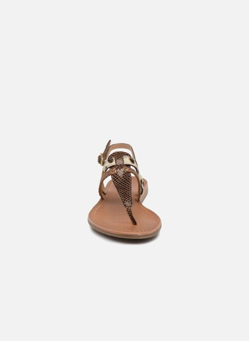 Les Tropéziennes par M Belarbi Baraka Baraka Belarbi (Gold bronze) - Sandalen bei Más cómodo 525850