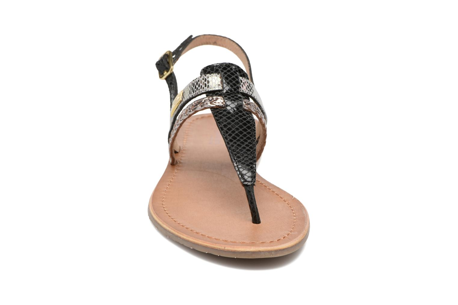 Sandals Les Tropéziennes par M Belarbi Baraka Black model view