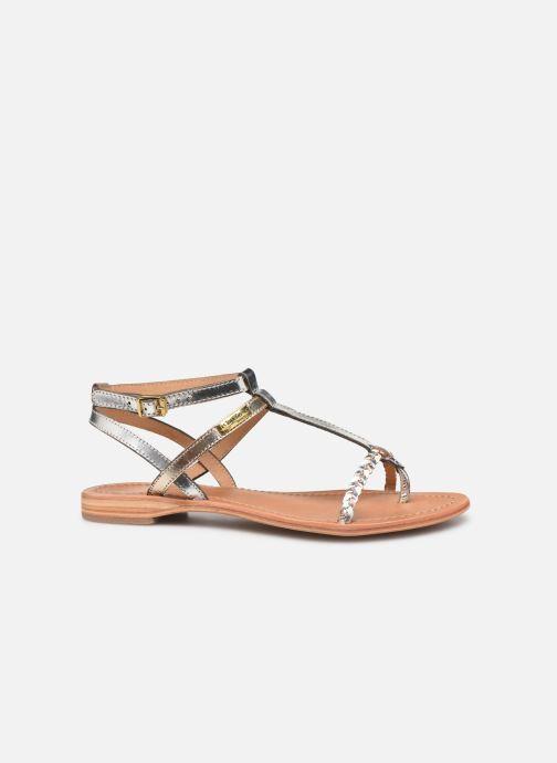 Sandales et nu-pieds Les Tropéziennes par M Belarbi Hilatres Argent vue derrière