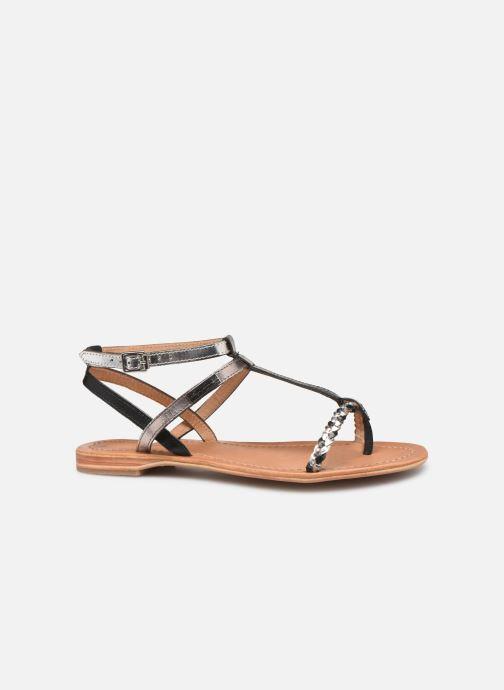 Sandales et nu-pieds Les Tropéziennes par M Belarbi Hilatres Noir vue derrière