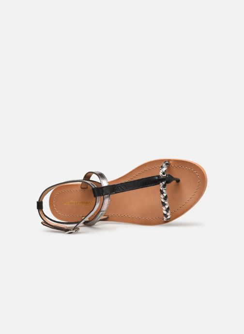 Sandales et nu-pieds Les Tropéziennes par M Belarbi Hilatres Noir vue gauche