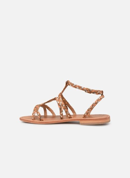 Sandals Les Tropéziennes par M Belarbi Bounty Brown front view