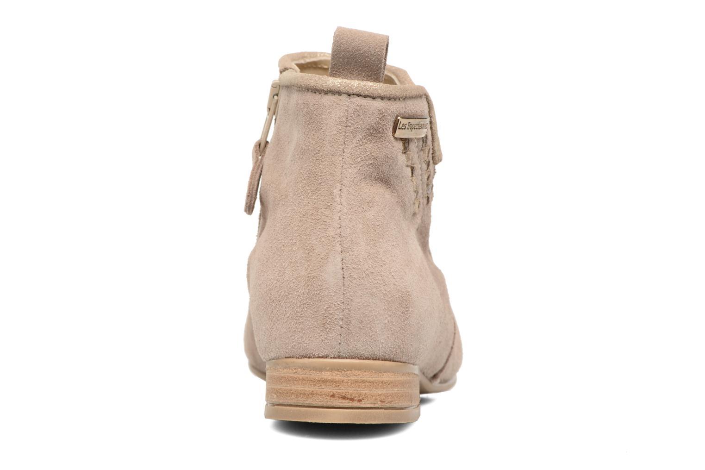 Les Tropéziennes par M Belarbi Platine (Beige) - Botines cómodo  en Más cómodo Botines Nuevos zapatos para hombres y mujeres, descuento por tiempo limitado f0a87f