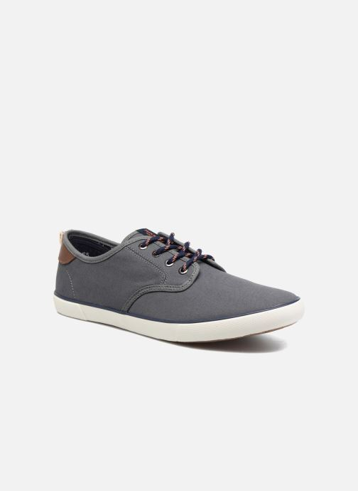 Trainers Jack & Jones JFW Tack Grey detailed view/ Pair view