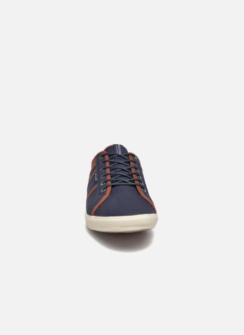 Baskets Jack & Jones JFW Ross Bleu vue portées chaussures