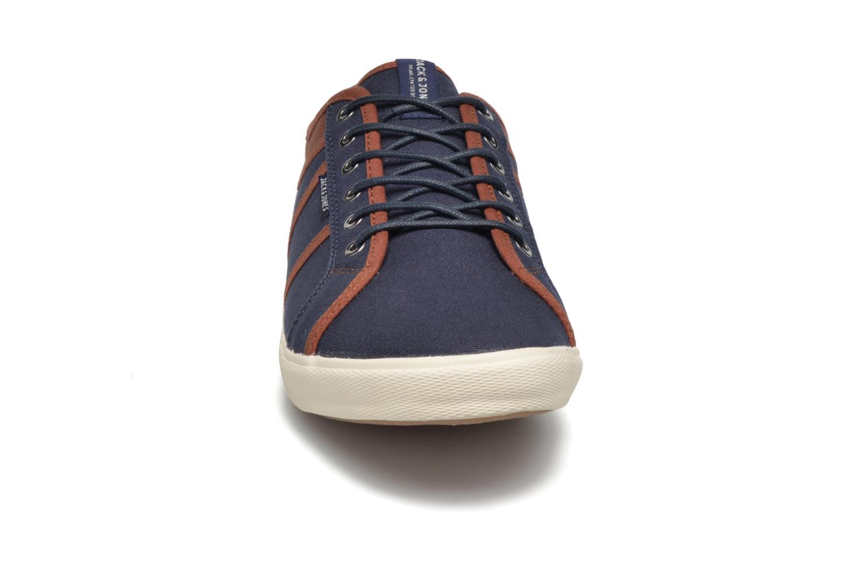 Sneaker Jack & Jones JFW Ross blau schuhe getragen