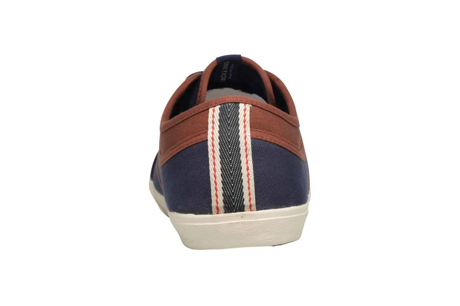 Sneakers Jack & Jones JFW Ross Blauw rechts