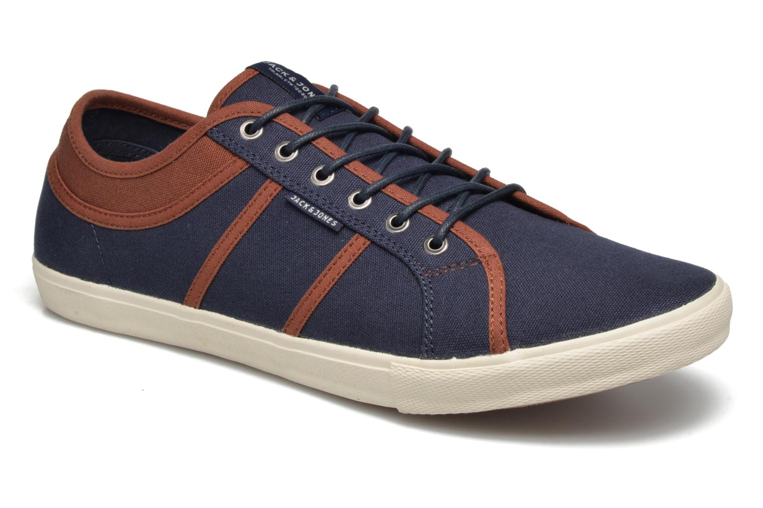Sneakers Jack & Jones JFW Ross Blauw detail
