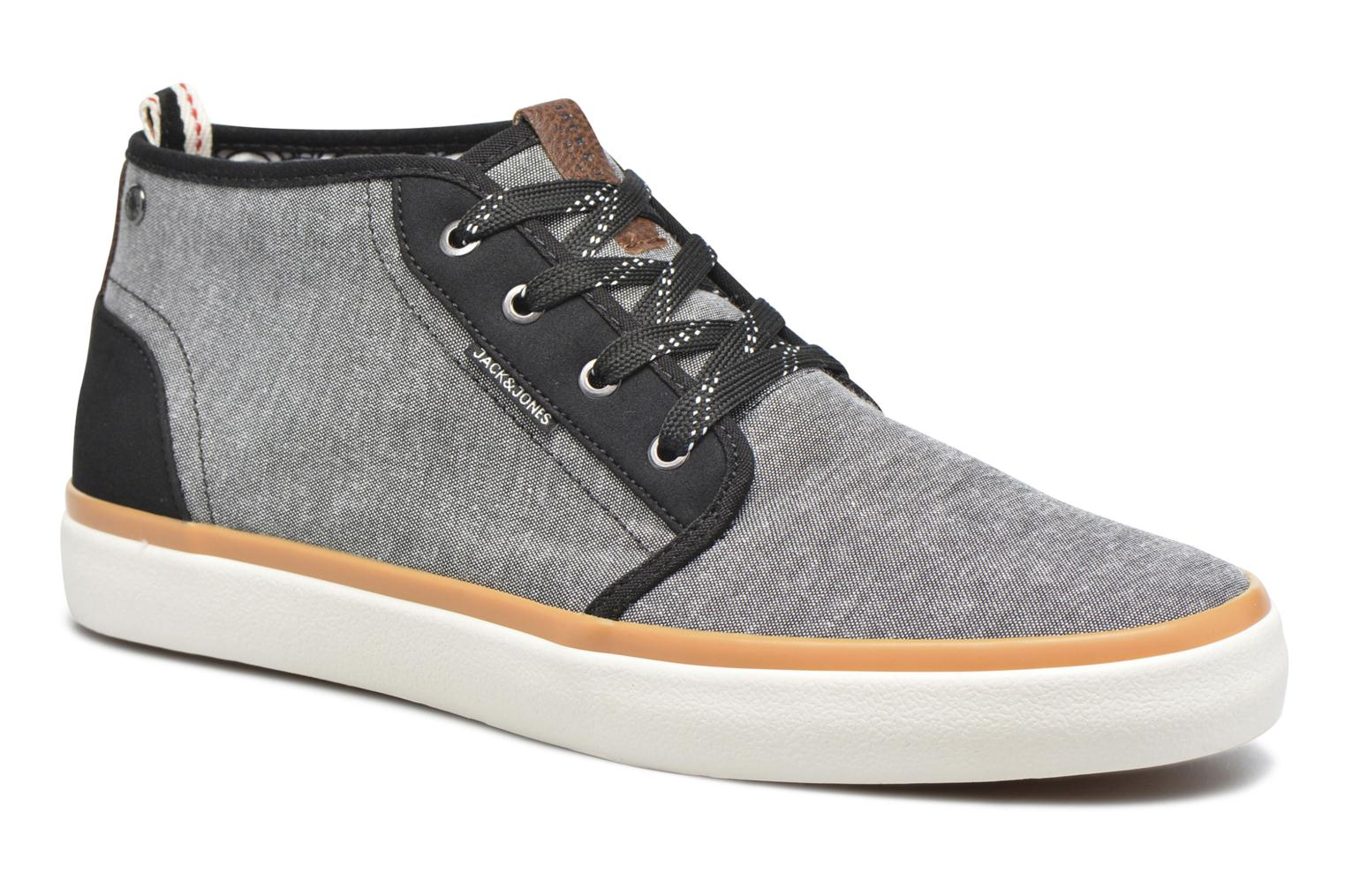 Trainers Jack & Jones JFW Major Grey detailed view/ Pair view