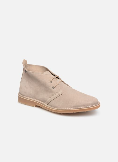 Ankle boots Jack & Jones JFW Gobi Grey detailed view/ Pair view