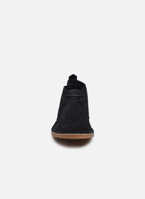 Bottines et boots Jack & Jones JFW Gobi Bleu vue portées chaussures