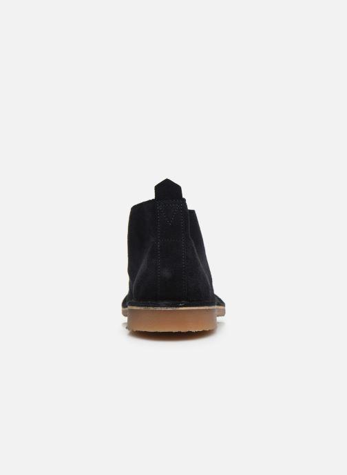 Bottines et boots Jack & Jones JFW Gobi Bleu vue droite