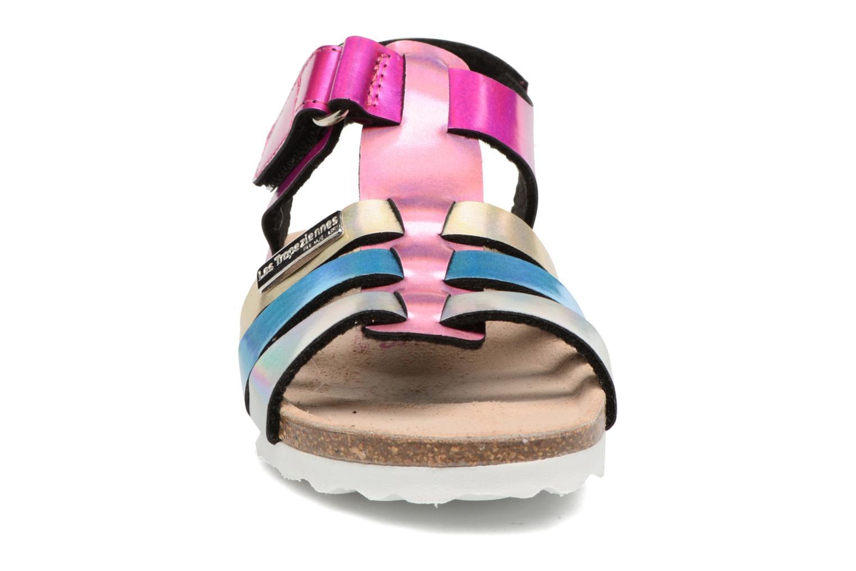 Sandales et nu-pieds Les Tropéziennes par M Belarbi Polina Multicolore vue portées chaussures