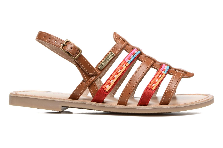 Sandales et nu-pieds Les Tropéziennes par M Belarbi Mango Marron vue derrière