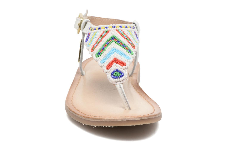 Sandals Les Tropéziennes par M Belarbi Nuage White model view