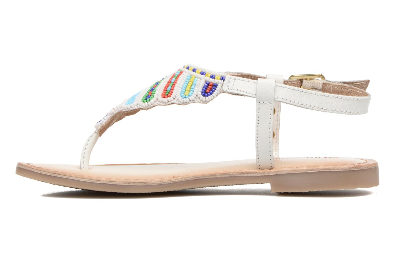Sandals Les Tropéziennes par M Belarbi Nuage White front view