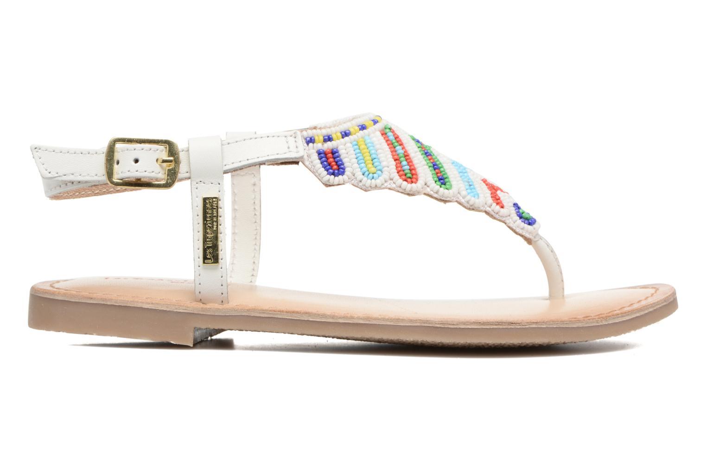 Sandals Les Tropéziennes par M Belarbi Nuage White back view