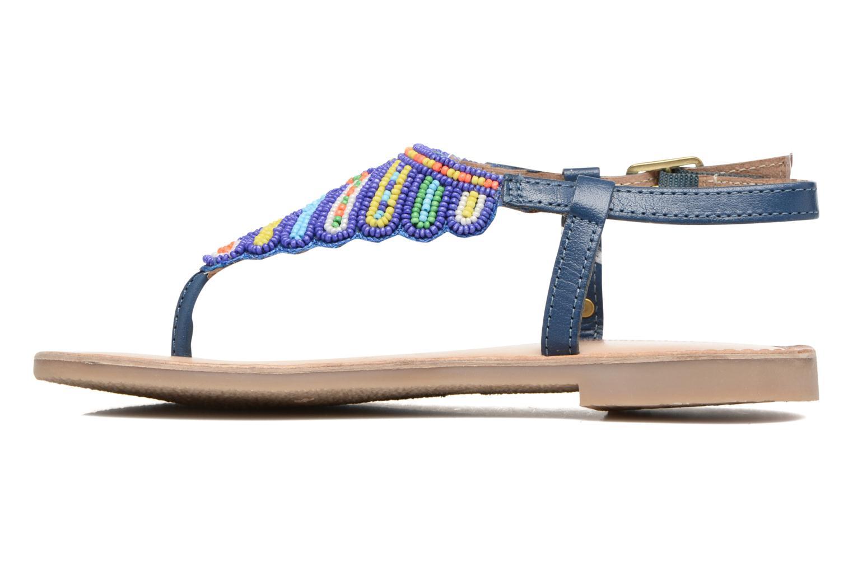 Sandals Les Tropéziennes par M Belarbi Nuage Blue front view