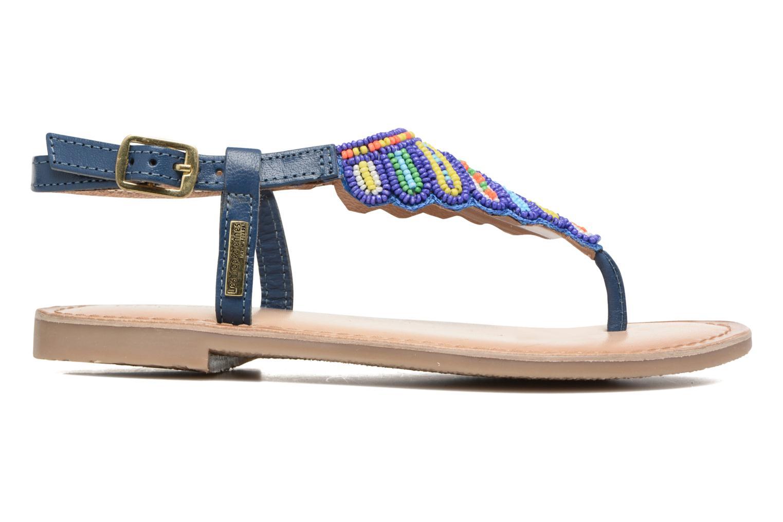 Sandalen Les Tropéziennes par M Belarbi Nuage Blauw achterkant