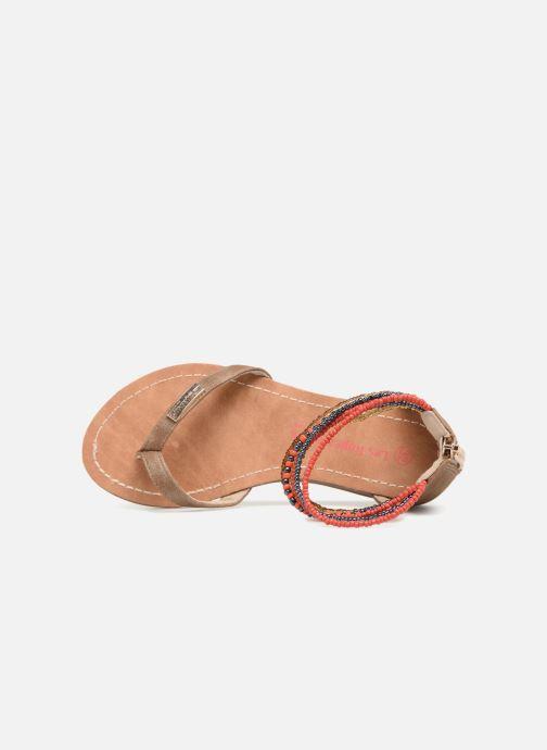 Sandali e scarpe aperte Les Tropéziennes par M Belarbi Ginkgo E Beige immagine sinistra