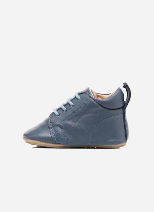 Pantoffels Easy Peasy Igo Blauw voorkant