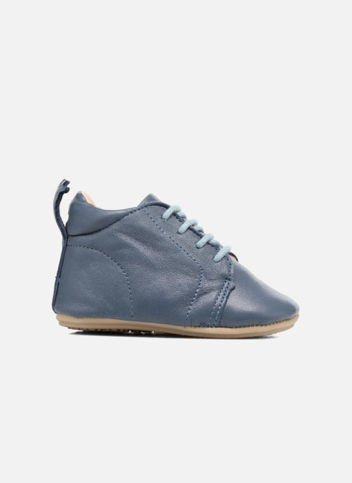 Pantoffels Easy Peasy Igo Blauw achterkant