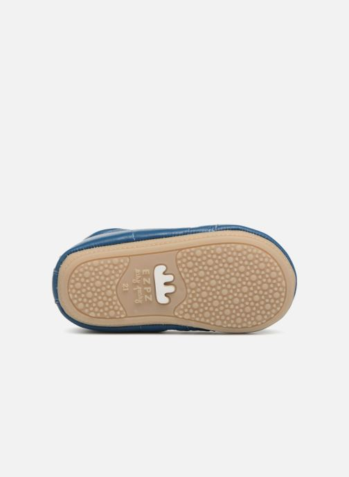 Slippers Easy Peasy Igo Blue view from above