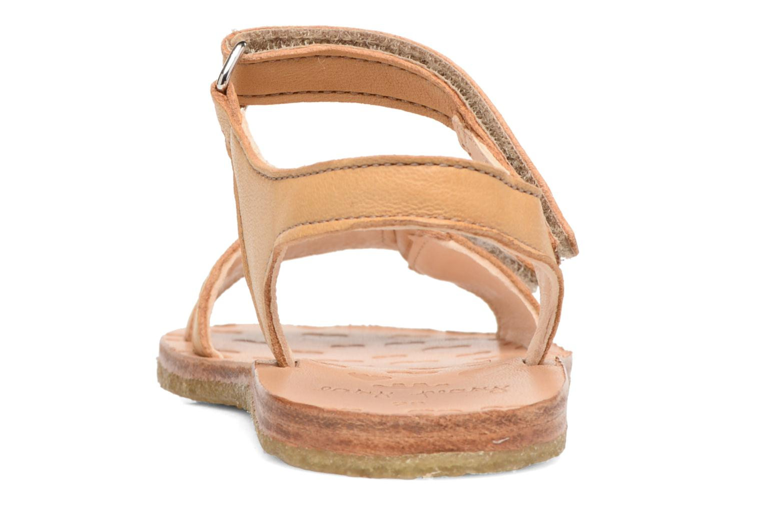 Sandals Easy Peasy Dada Beige view from the right