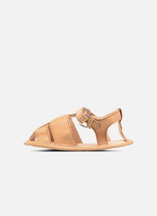 Sandalen Easy Peasy Nonno Beige voorkant