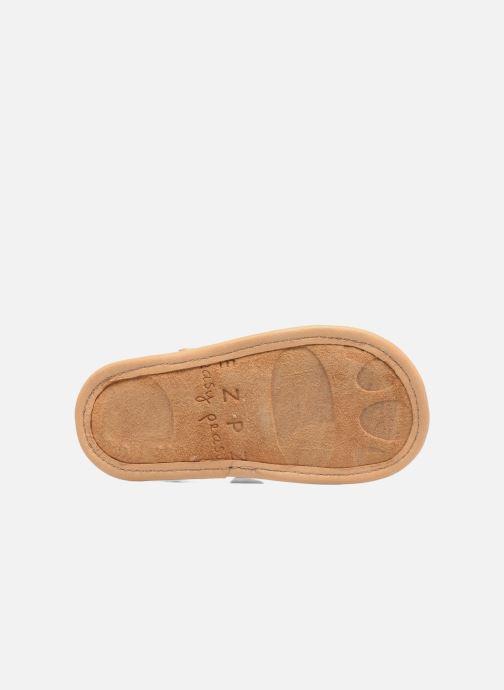 Sandalen Easy Peasy Nonno Beige boven