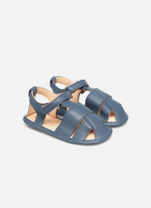 Sandali e scarpe aperte Easy Peasy Nonno Azzurro immagine 3/4