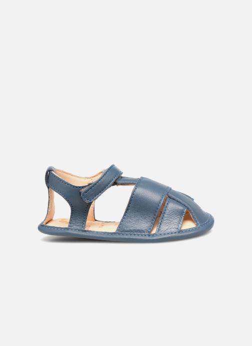 Sandalen Easy Peasy Nonno blau ansicht von hinten