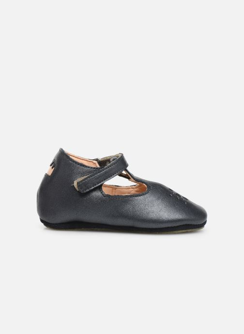 Pantoffels Easy Peasy Lillyp Blauw achterkant