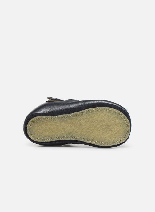 Pantofole Easy Peasy Lillyp Azzurro immagine dall'alto