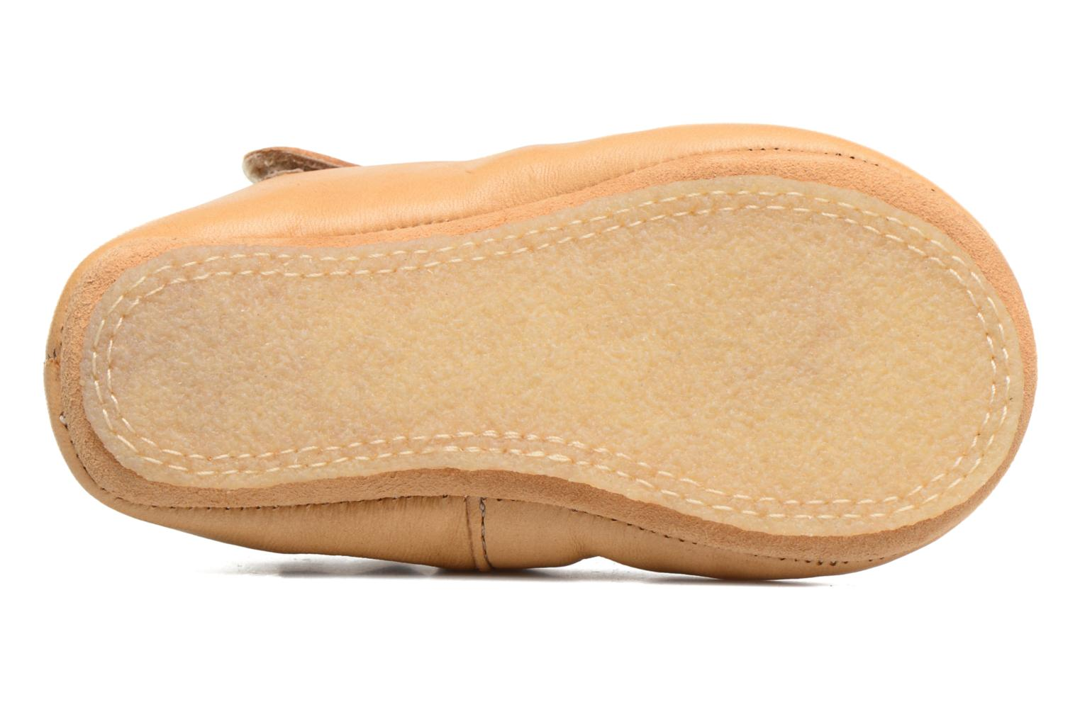 Chaussons Easy Peasy Lillyp Marron vue 3/4