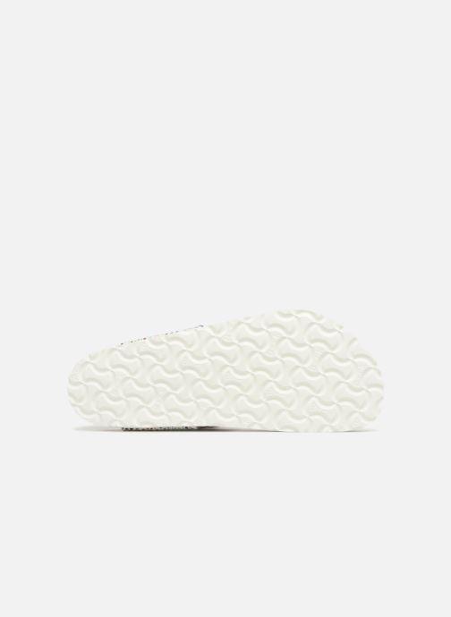 Wedges Birkenstock Gizeh Microfibre W Wit boven