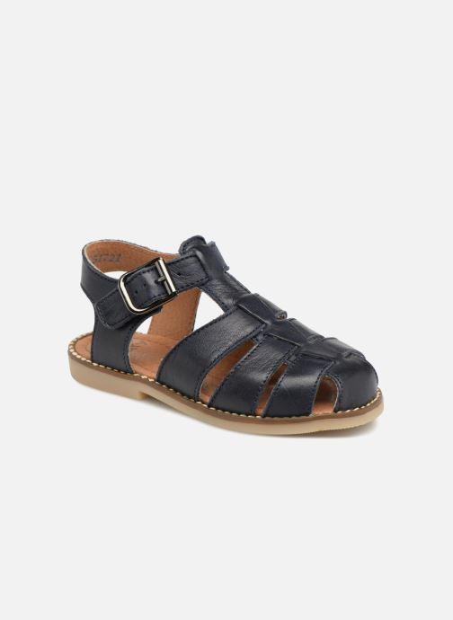 Sandali e scarpe aperte Little Mary Brehat Azzurro vedi dettaglio/paio