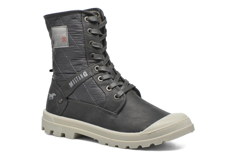Stiefeletten & Boots Mustang shoes Amalia grau 3 von 4 ansichten